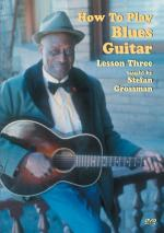 How To Play Blues Guitar, Lesson 3 DVD Sheet Music
