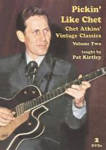 Pickin' Like Chet: Chet Atkins Vintage Classics, Vol. 2, 2-DVD Set (2-DVD Set) Sheet Music