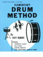 Drum Method, Elementary - Book Sheet Music