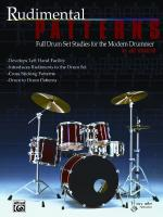 Rudimental Patterns (Full Drum Set Studies for the Modern Drummer) - Book Sheet Music