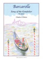 Barcarolle - Song of the Gondolier for Piano Sheet Music