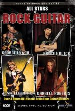 All Stars of Rock Guitar - DVD Sheet Music