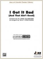 I Got It Bad - Conductor Score & Parts Sheet Music