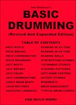 Basic Drumming-Revised & Expanded Sheet Music