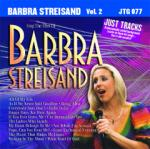 Hits of Barbara Streisand V.2 - Karaoke CD (Audio) Sheet Music