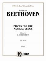 Pieces for the Musical Clock Sheet Music