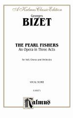 The Pearl Fishers - Vocal Score Sheet Music