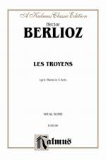 Les Troyens a Carthage - Vocal Score Sheet Music