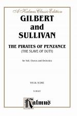 The Pirates of Penzance - Score Sheet Music