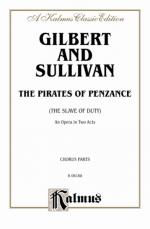 The Pirates of Penzance - Chorus Parts Sheet Music