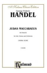 Judas Maccabaeus (1747) - Book Sheet Music