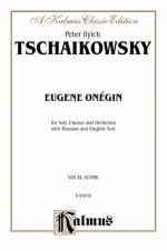 Eugene Onegin, Opus 24 And Iolanthe, Opus 69 - Full Score Sheet Music