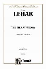 The Merry Widow - Score Sheet Music