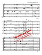 Come Thou Long Expected Jesus (Quintet) Sheet Music