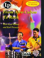 Adventures in Rhythm: From Afro-Cuban to Rock - DVD Sheet Music