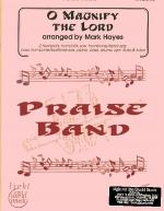 O Magnify The Lord (Large Ensemble) Sheet Music