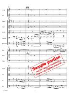 Christmas Gloria (Large Ensemble) Sheet Music