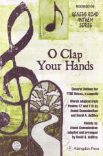 O Clap Your Hands Sheet Music