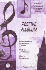 Festive Alleluia Sheet Music