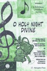 O Holy Night Divine Sheet Music