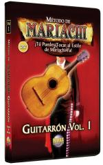 Metodo De Mariachi Guitarron, Vol. 1, Spanish Only DVD Sheet Music