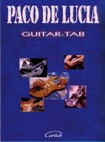 Paco de Lucia - Book Sheet Music