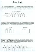 Bajo Sexto, Vol. 1 - Licks & Scales Book/CD Set (Adornos y Escalas) Sheet Music