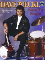 Dave Weckl: Back to Basics (An Encyclopedia of Drumming Techniques) - Book & CD Sheet Music