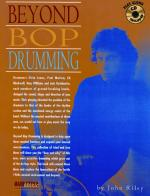 Beyond Bop Drumming - Book & CD Sheet Music