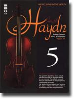 HAYDN String Quartet in D major, 'Largo,' op. 76, no. 5, HobIII:79 - Accompaniment CD (Audio) Sheet Music