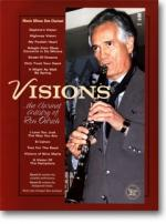Visions: The Clarinet Artistry of Ron Odrich (2 CD Set) - Accompaniment CD (Audio) Sheet Music