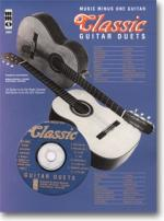 Classic Guitar Duets (2 CDs) - Accompaniment CD (Audio) Sheet Music