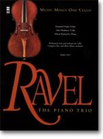 RAVEL Piano Trio in A minor - Accompaniment CD (Audio) Sheet Music