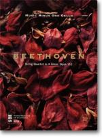 BEETHOVEN String Quartet in A minor, op. 132 (2 CD Set) - Accompaniment CD (Audio) Sheet Music