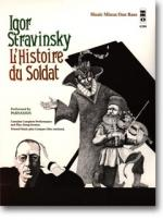 STRAVINSKY L'Histoire du Soldat (septet) - Accompaniment CD (Audio) Sheet Music