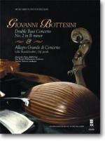 BOTTESINI Concerto in b; Grande Allegro di Concerto (2 CD) - Accompaniment CD (Audio) Sheet Music