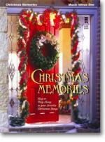 Christmas Memories - Accompaniment CDG (Audio+Graphics) Sheet Music