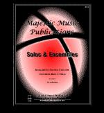 Majestic Christmas Solos - Flute, Vol. 1 (Solo) Sheet Music