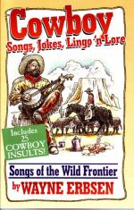 Cowboy Songs, Jokes, Lingo n' Lore - Half-Size Book Sheet Music