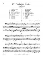 170 Foundation Studies - STUDENT BOOK Sheet Music