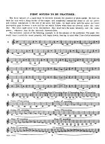 Authentic Excerpts From Klose's Complete Method For Clarinet - STUDENT BOOK Sheet Music