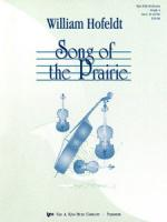 Song Of The Prairie Sheet Music