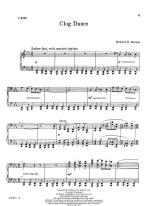Clog Dance - SOLO PART Sheet Music