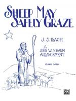 Sheep May Safely Graze - Sheet Music Sheet Music