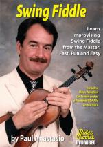 Swing Fiddle DVD Sheet Music