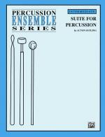 Suite for Percussion (For 4 Players) - Book Sheet Music