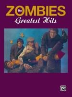 The Zombies: Greatest Hits - Book Sheet Music