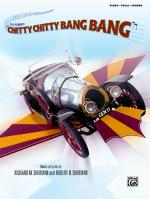 Chitty Chitty Bang Bang: Selections - Book Sheet Music