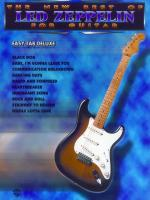The New Best of Led Zeppelin for Guitar - Book Sheet Music