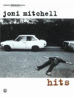 Joni Mitchell: Hits - Book Sheet Music